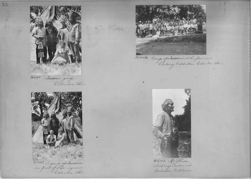 Mission Photograph Album - Indians #2 page_0032