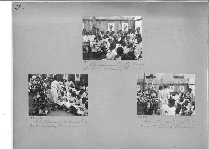 Mission Photograph Album - Panama #02 page 0114
