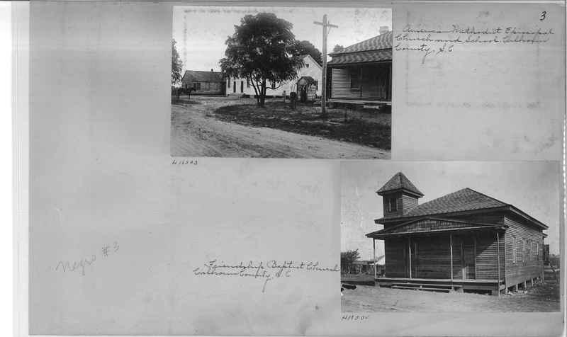 Mission Photograph Album - Negro #3 page 0003