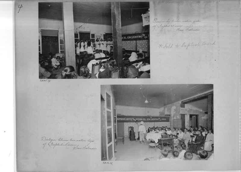 Mission Photograph Album - Panama #04 page 0004