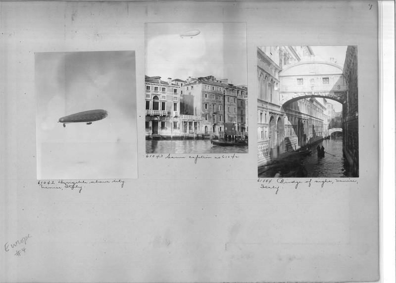 Mission Photograph Album - Europe #04 Page 0009