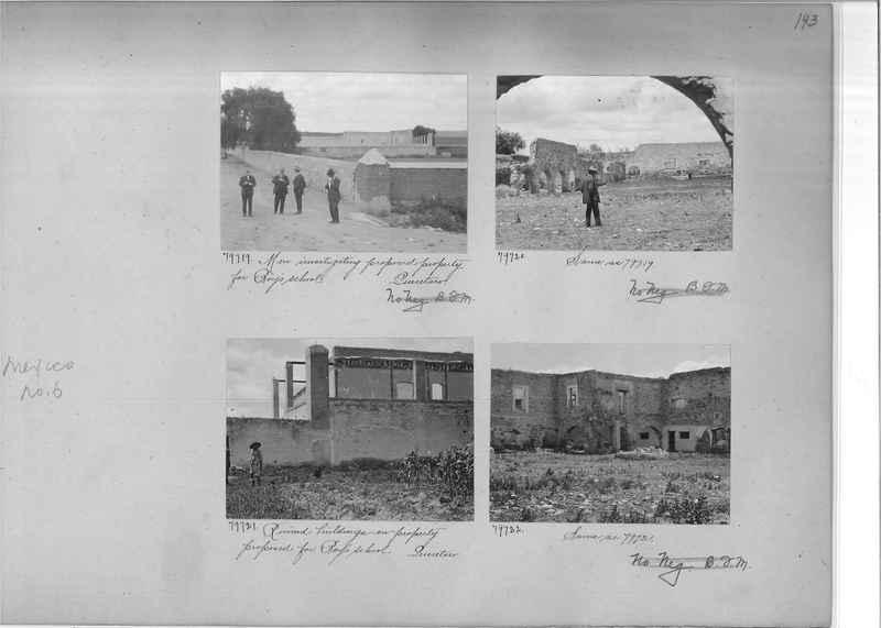Mission Photograph Album - Mexico #06 page 0143