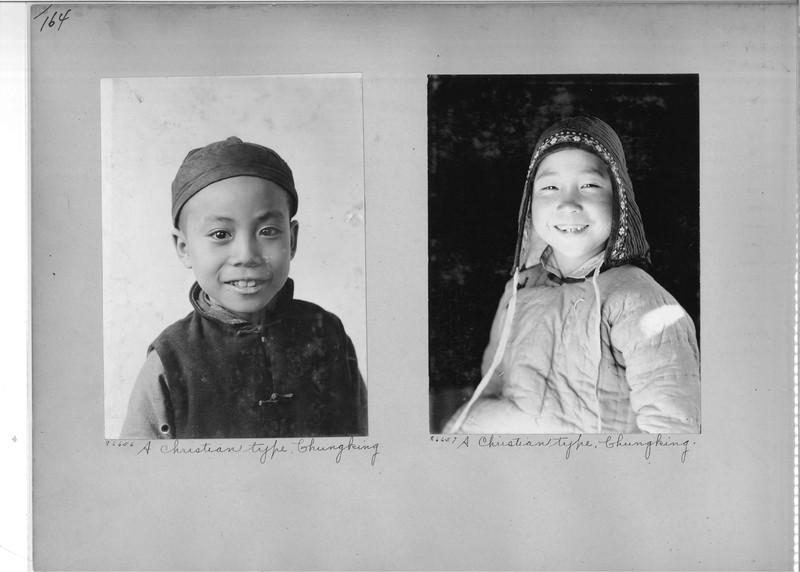 Mission Photograph Album - China #13 page 0164