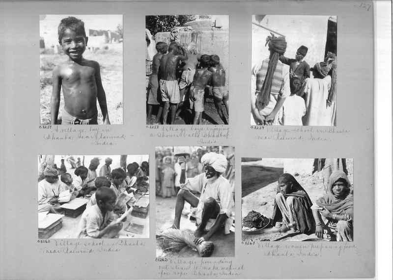 Mission Photograph Album - India #13 Page 0127