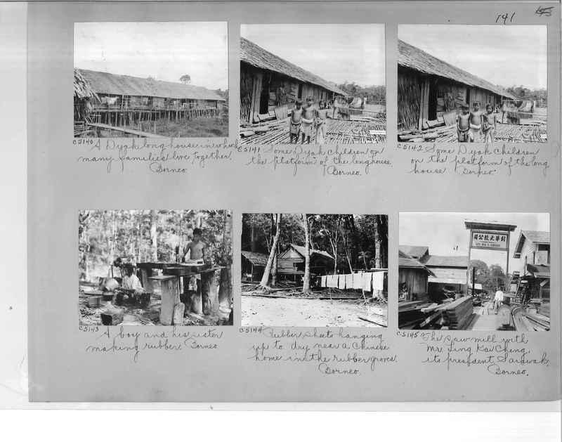 Mission Photograph Album - Malaysia #7 page 0141