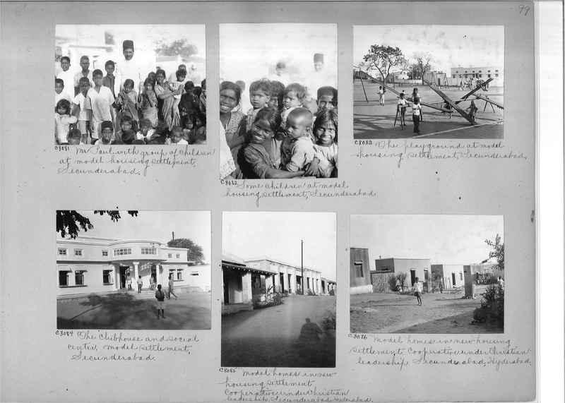 Mission Photograph Album - India #13 Page 0099