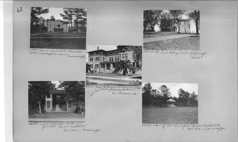 Mission Photograph Album - Negro #3 page 0062