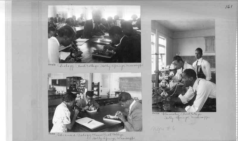 Mission Photograph Album - Negro #6 page 0161