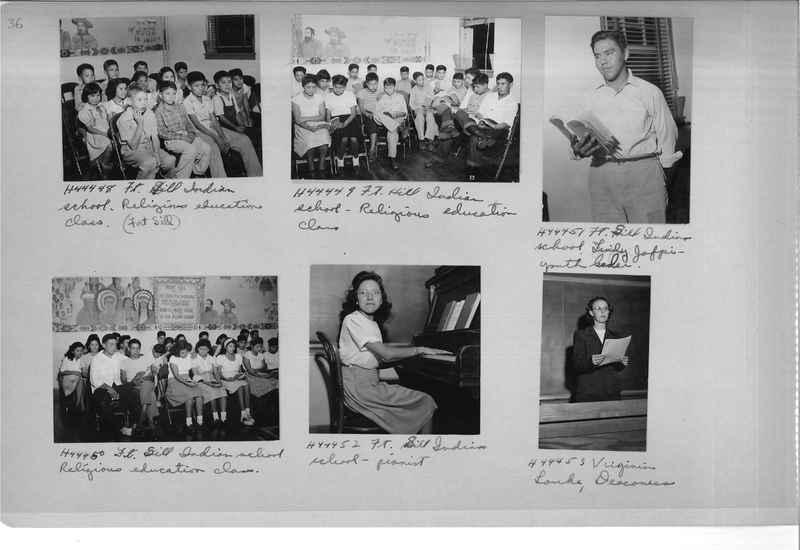 Mission Photograph Albums - Indians #3 Page_0036