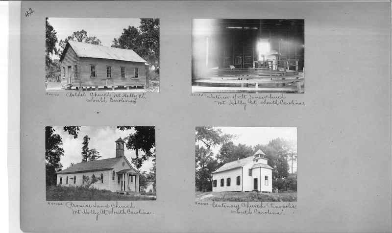 Mission Photograph Album - Negro #6 page 0042