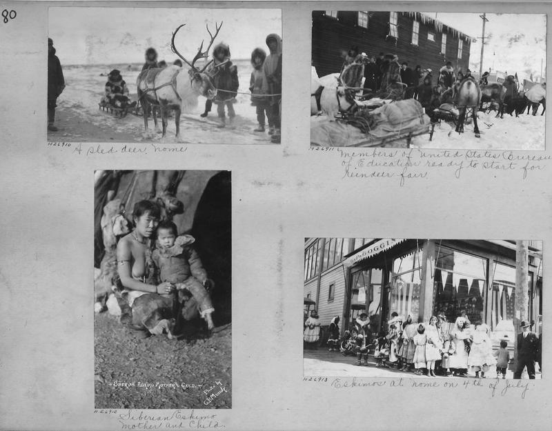 Mission Photograph Album - Alaska #1 page 0080
