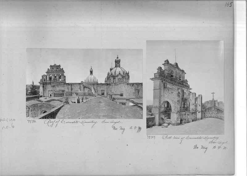 Mission Photograph Album - Mexico #06 page 0165