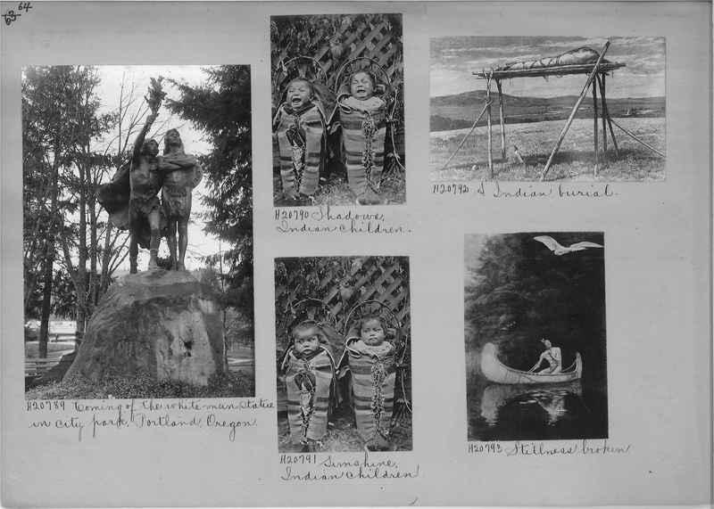 Mission Photograph Album - Indians #2 page_0064