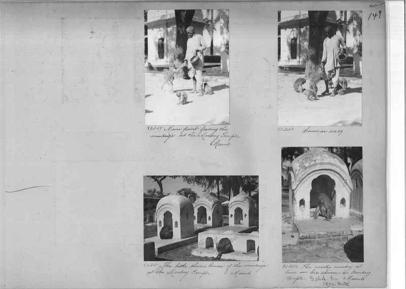 Mission Photograph Album - India #09 Page 0149