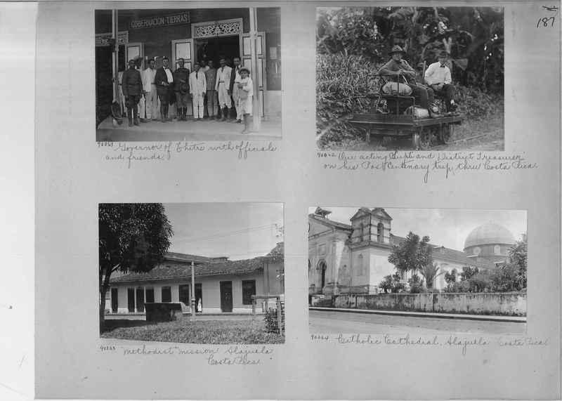 Mission Photograph Album - Panama #04 page 0187