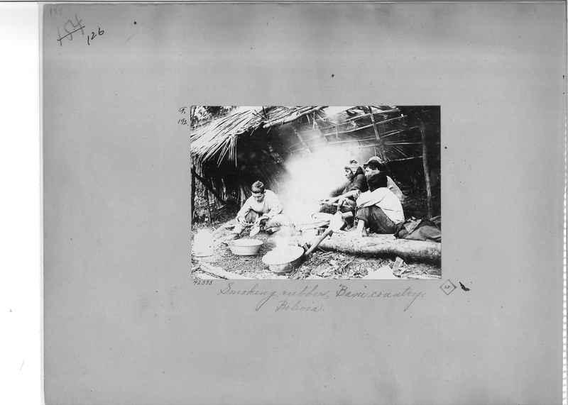Mission Photograph Album - South America O.P. #2 page 0126