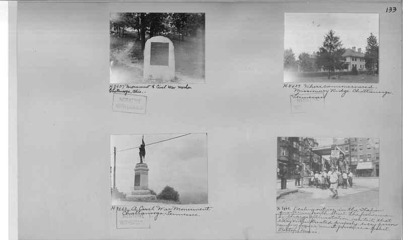 Mission Photograph Album - Cities #4 page 0133