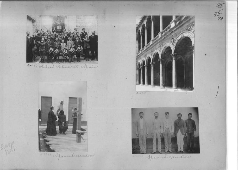 Mission Photograph Album - Europe #01 Page 0073