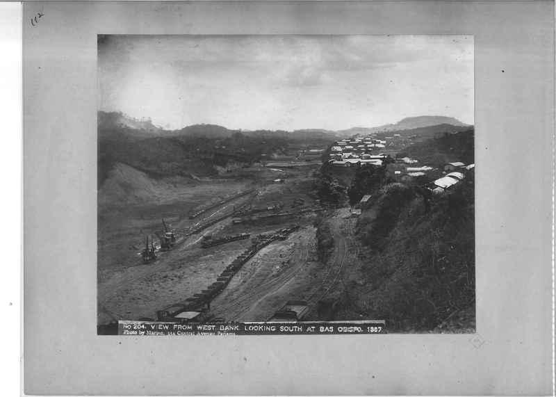 Mission Photograph Album - Panama OP #01 0112