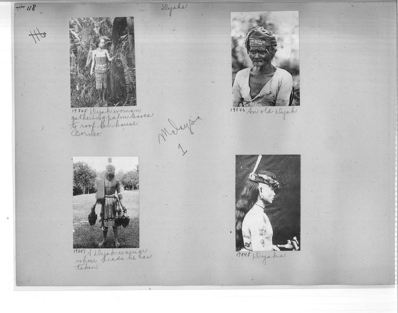 Mission Photograph Album - Malaysia #1 page 0118