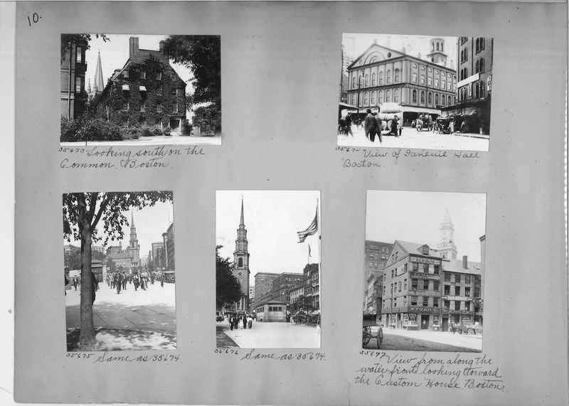 Mission Photograph Album - America #3 page 0010