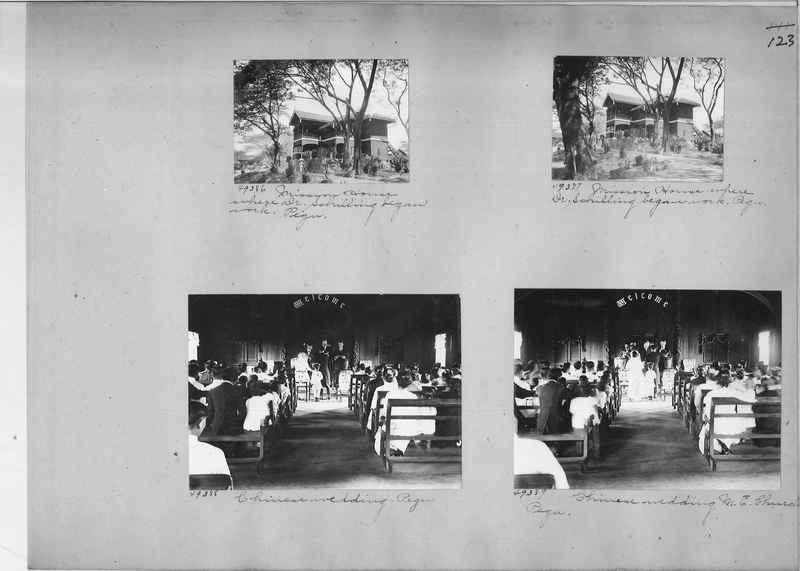 Mission Photograph Album - Burma #1 page 0123