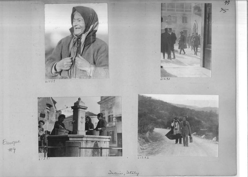 Mission Photograph Album - Europe #04 Page 0077
