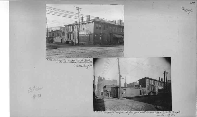 Mission Photograph Album - Cities #10 page 0207