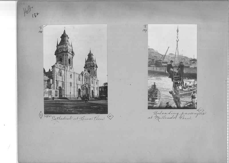 Mission Photograph Album - South America O.P. #2 page 0132