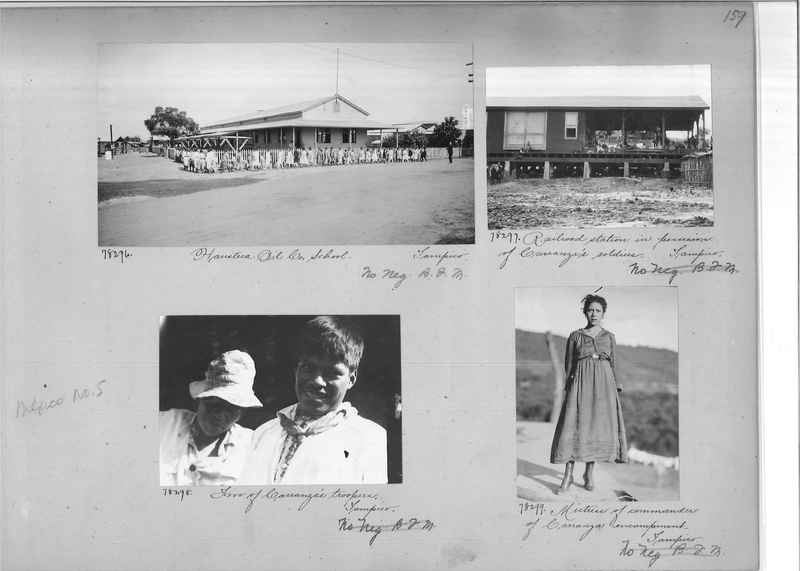 Mission Photograph Album - Mexico #05 page 0159