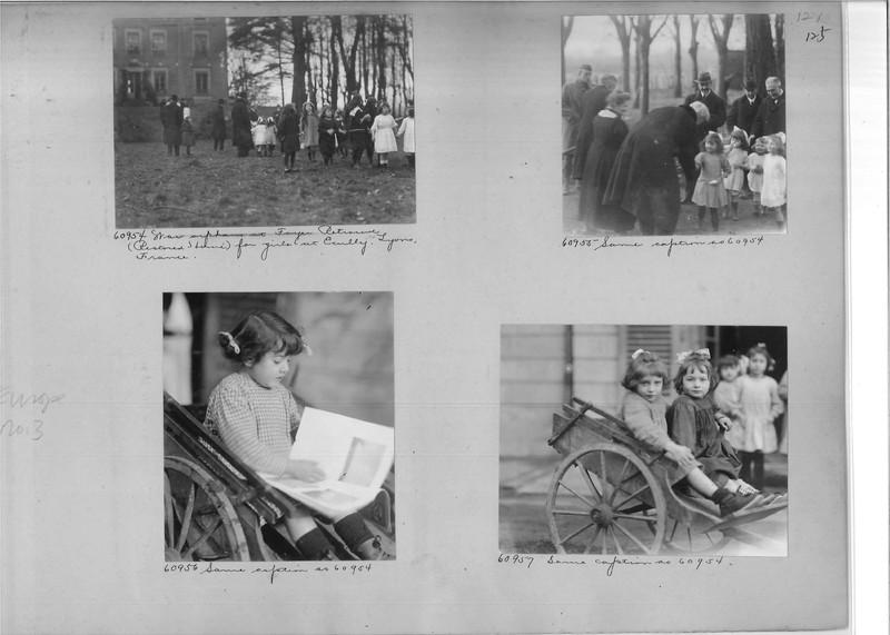 Mission Photograph Album - Europe #03 Page 0125