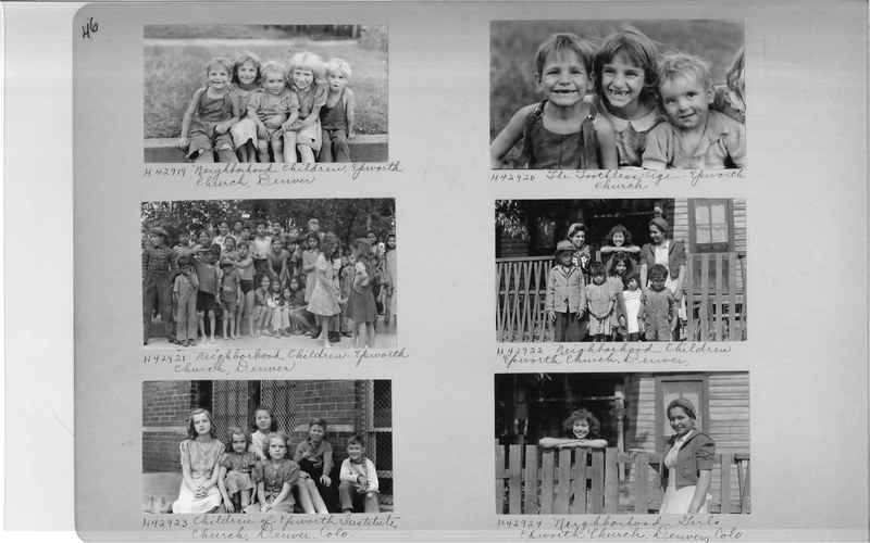 Mission Photograph Album - Cities #18 page 0046