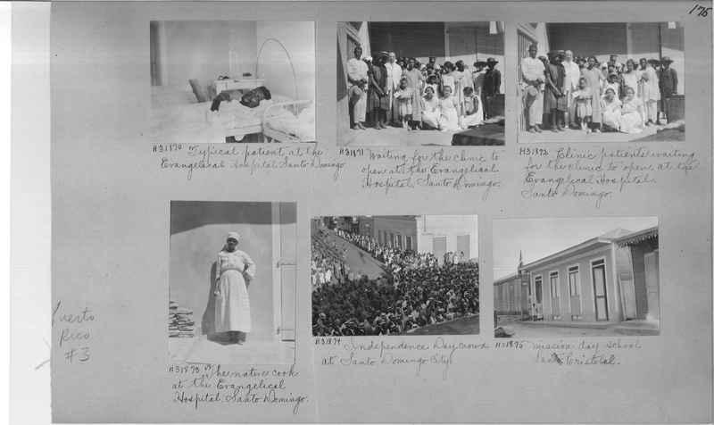 Mission Photograph Album - Puerto Rico #3 page 0175