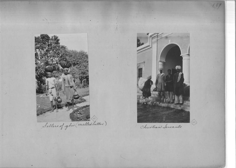 Mission Photograph Album - India - O.P. #02 Page 0189