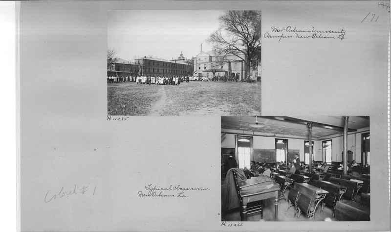 Mission Photograph Album - Negro #1 page 0171