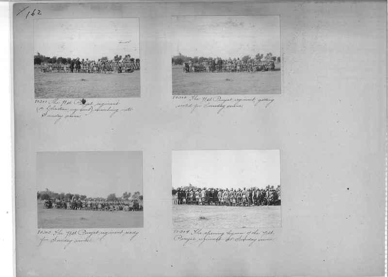 Mission Photograph Album - India #09 Page 0162