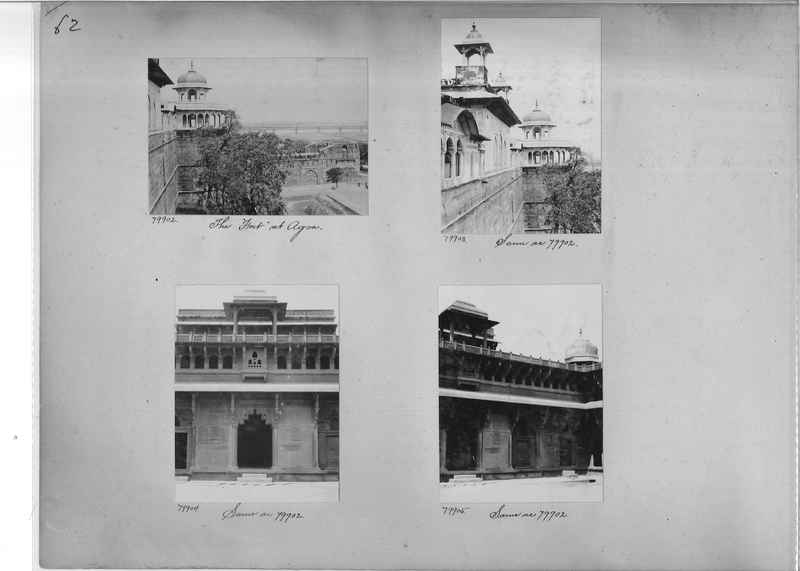 Mission Photograph Album - India #09 Page 0062