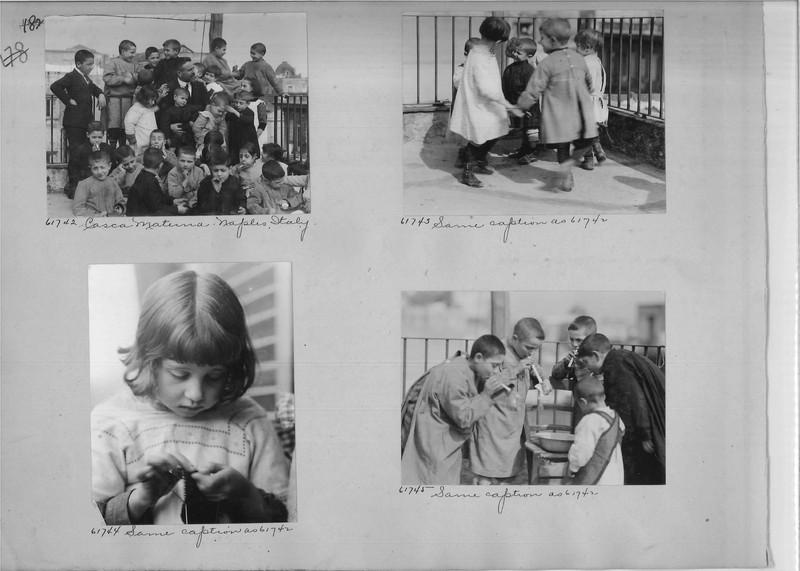 Mission Photograph Album - Europe #04 Page 0182