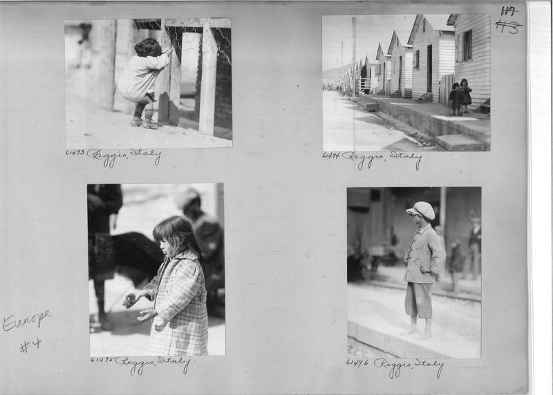 Mission Photograph Album - Europe #04 Page 0117