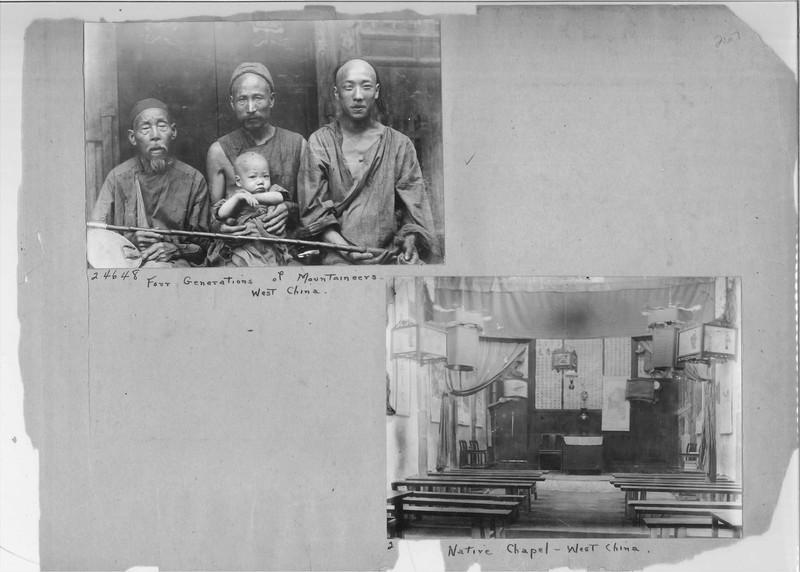 Mission Photograph Album - China #7 page 0267