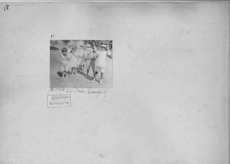 Mission Photograph Album - Puerto Rico #2 page 0018