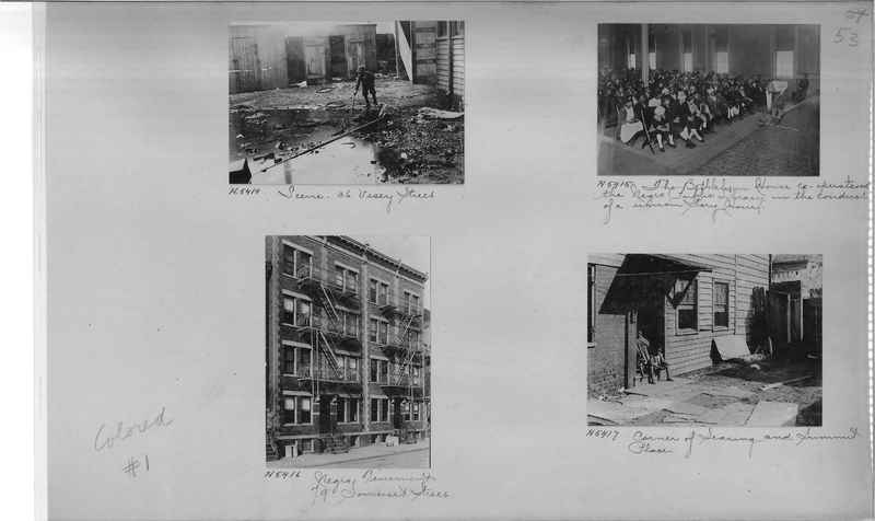 Mission Photograph Album - Negro #1 page 0053