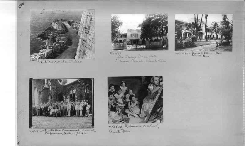 Mission Photograph Album - Puerto Rico #3 page 0240
