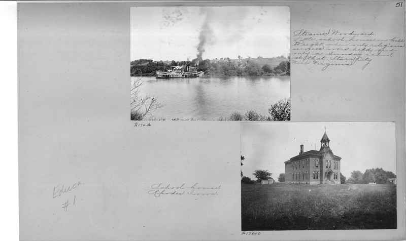 Mission Photograph Album - Education #1 page 0051