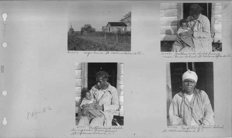 Mission Photograph Album - Negro #2 page 0249