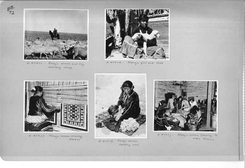Mission Photograph Albums - Indians #3 Page_0072