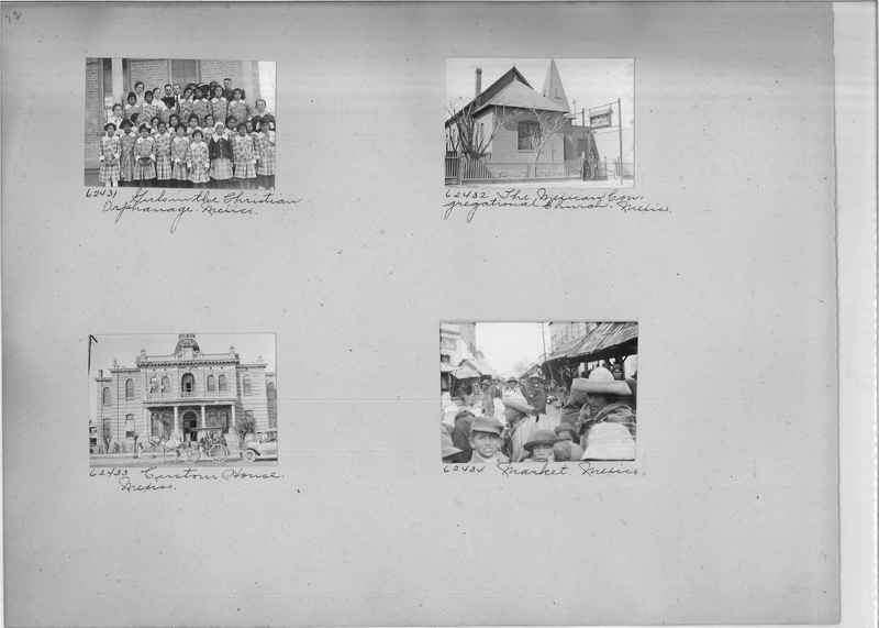 Mission Photograph Album - Mexico #04 page 0012