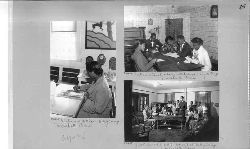 Mission Photograph Album - Negro #6 page 0085