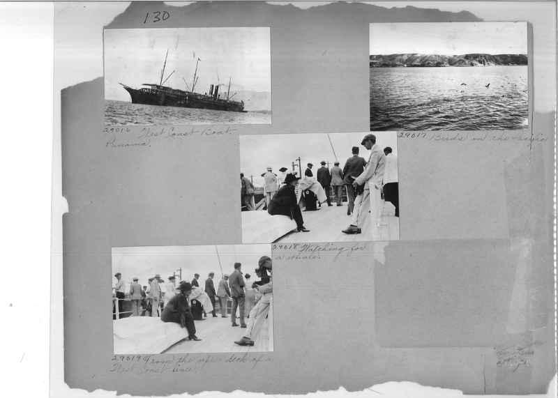 Mission Photograph Album - Panama #02 page 0130