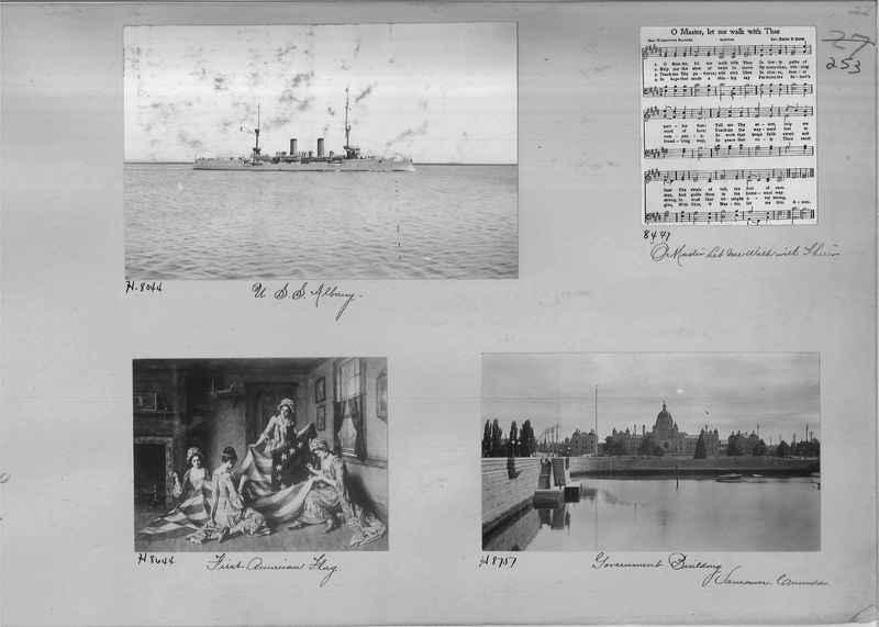Mission Photograph Album - Miscellaneous #02 Page 0253